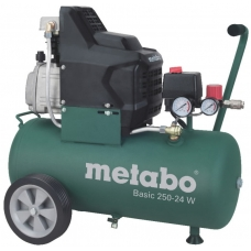 METABO KOMPRESORIUS BASIC 250-24 W