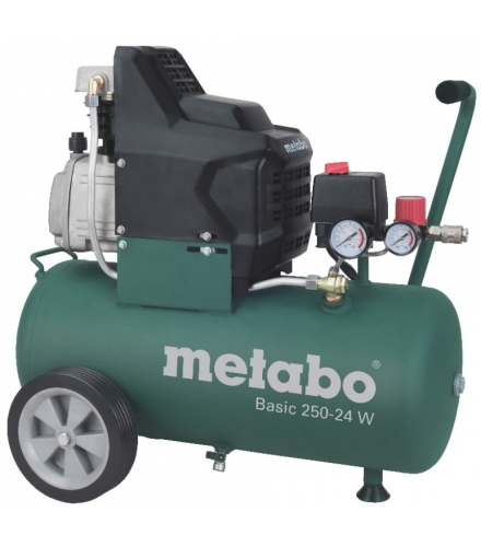 METABO BASIC 250-24 W KOMPRESORIUS