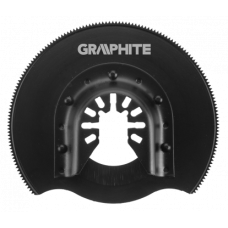 Graphite 56H061 ašmnys metalui pjauti 87mm