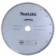 Makita A-80715 Turbo segmentinis diskas 230MM betonui/g...