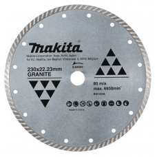 Makita A-84084 230mm TURBO diskas, segmentas akmeniui/b...