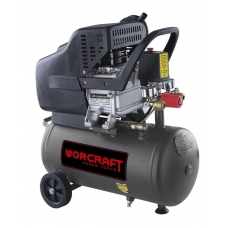 Worcraft AC0224 Oro kompresorius 24L 206L/min 8bar