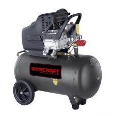 Worcraft AC0250 Oro kompresorius 50L 206L/min 8bar