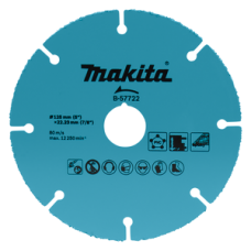 Makita B-57722 Carbide pjovimo diskas 125 mm