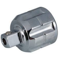 "Makita B-65844 Adapteris 1/4'' ""Pass Thru"" ra..."