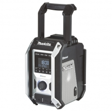 Makita DMR114B + AC adapteris. Radijo imtuvas su bluetooth, SUB WOOFER, AUX, USB, High Quality Sound