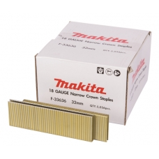 Makita F-33636 Kabės 6,3x32mm, 5000vnt. AT450H