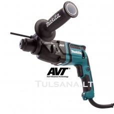 Makita HR1841FJ Perforatorius 2,0 kg, 1,4 J, SDS-plus su LED