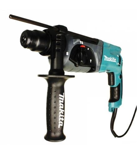 Makita HR2470 Perforatorius 2,7 J, 780W + SDS-plius adapteris 13mm