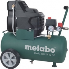 METABO BASIC 250-24 W OF BETEPALINIS KOMPRESORIUS