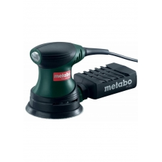 METABO FSX 200 INTEC EKSCENTRINIS ŠLIFUOKLIS 125mm